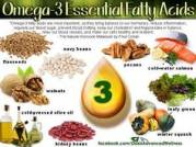Omega 3 Essential Fatty Acids provide Anti-inflammatory properties to the body.