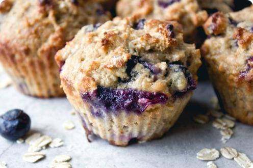 blueberr muffins