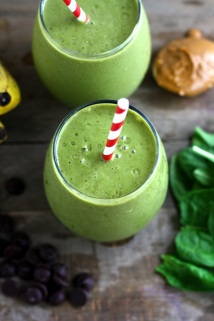 chocolate-peanut-butter-green-smoothie7