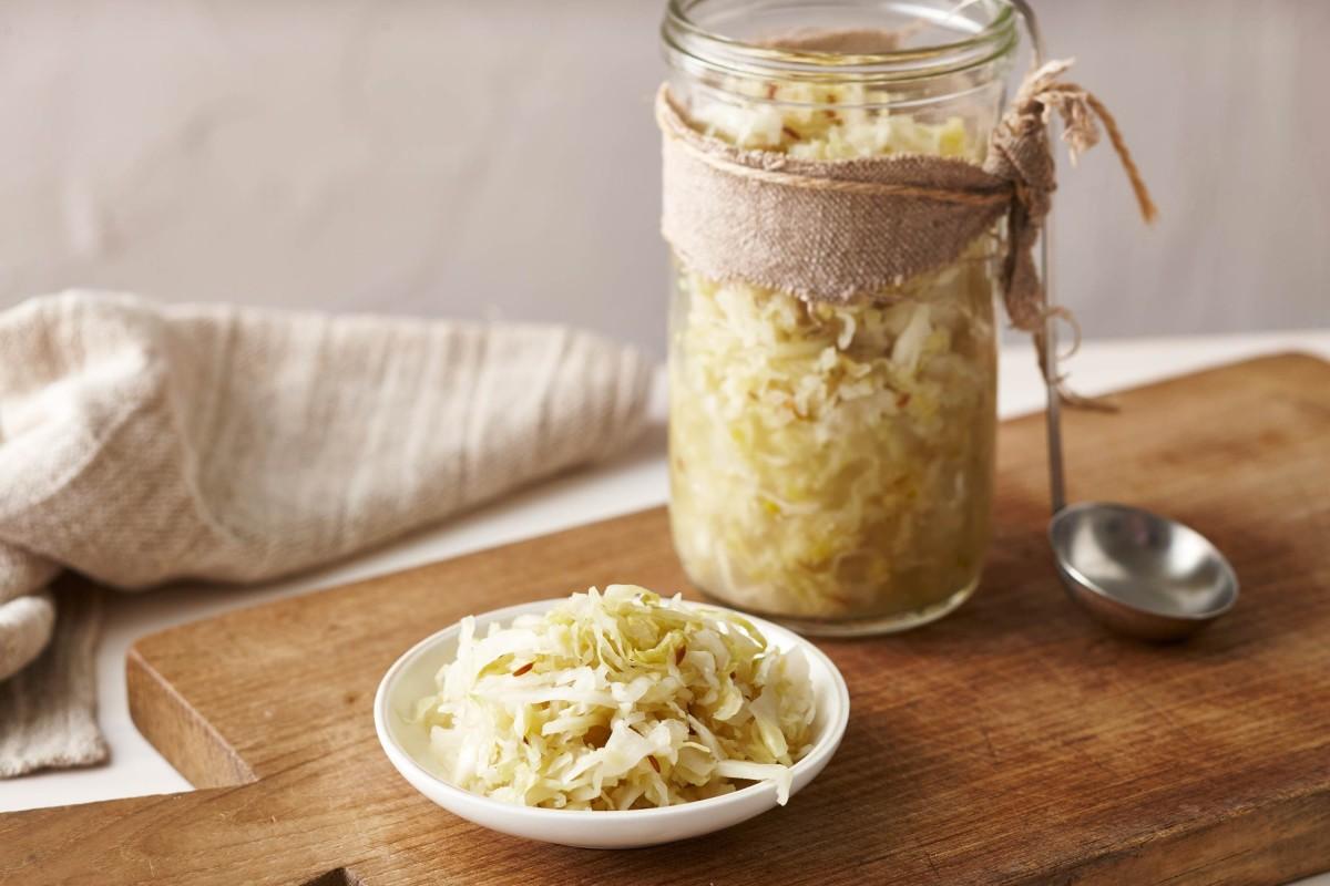 Homemade Sauerkraut: Heal your Gut with Fermented Vegetables